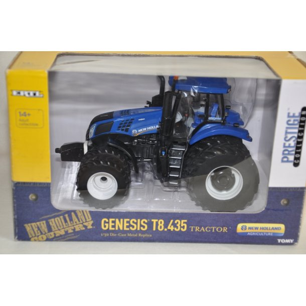 New Holland T8.435 prestige