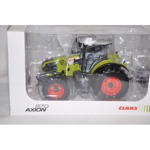 Claas axion 870 - Limited edition
