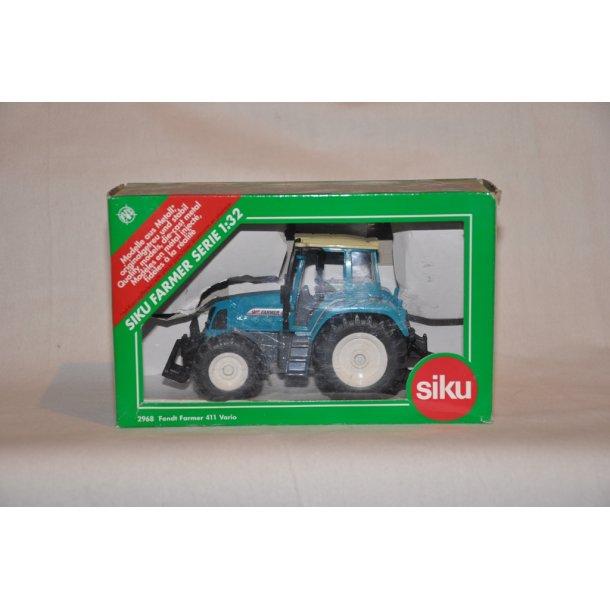 Fendt 412 lys blå - limited