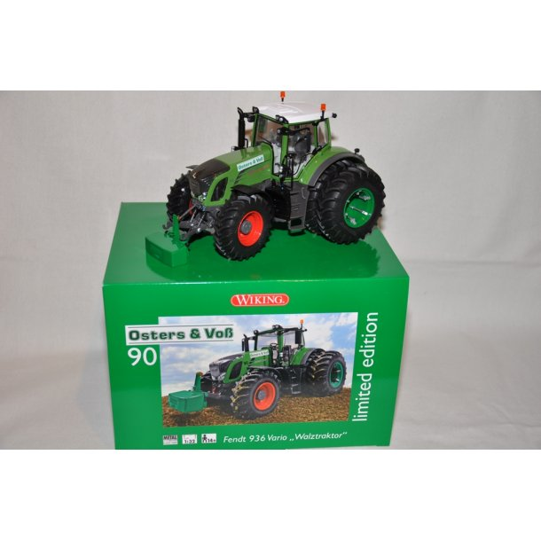 Fendt 936 vario Oster & Voss limited edition