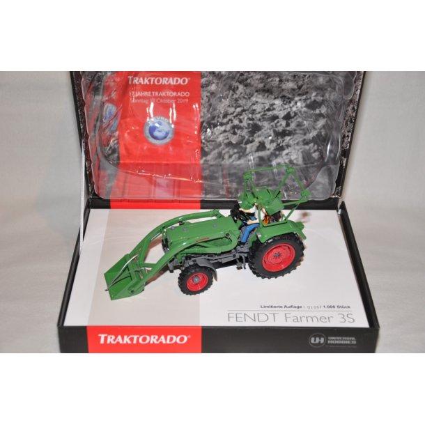 Fendt farmer 3S Traktorado 2019
