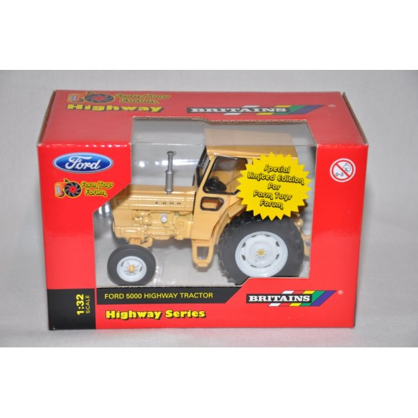 Ford 5000 Highway tractor - Limited