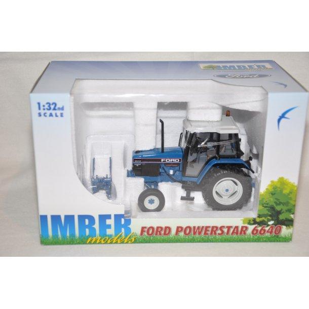 Ford 6640 SL 2 wd powerstar