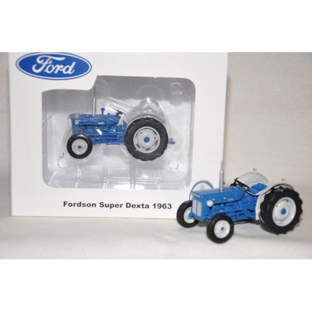 Fordson Super Dexta 1963