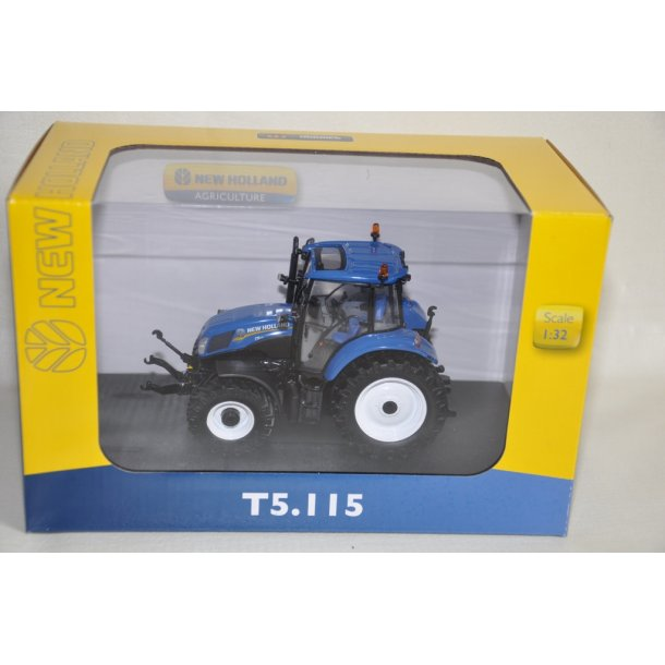 New Holland T5.115 Dealer edition