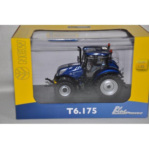 New Holland T6.175 Blue power
