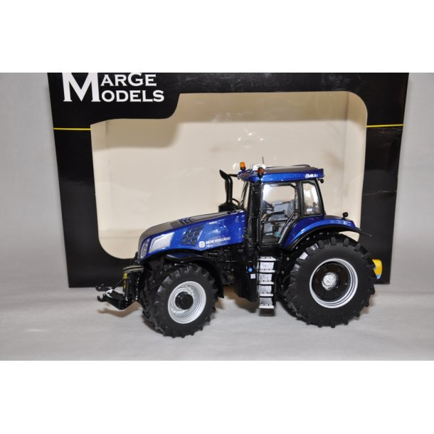 New Holland T8.415 Blue power