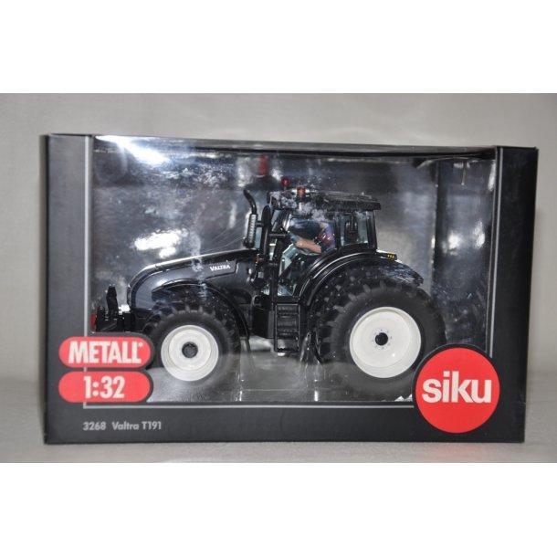 Valtra T 191 Black line edition m. tvillinghjul